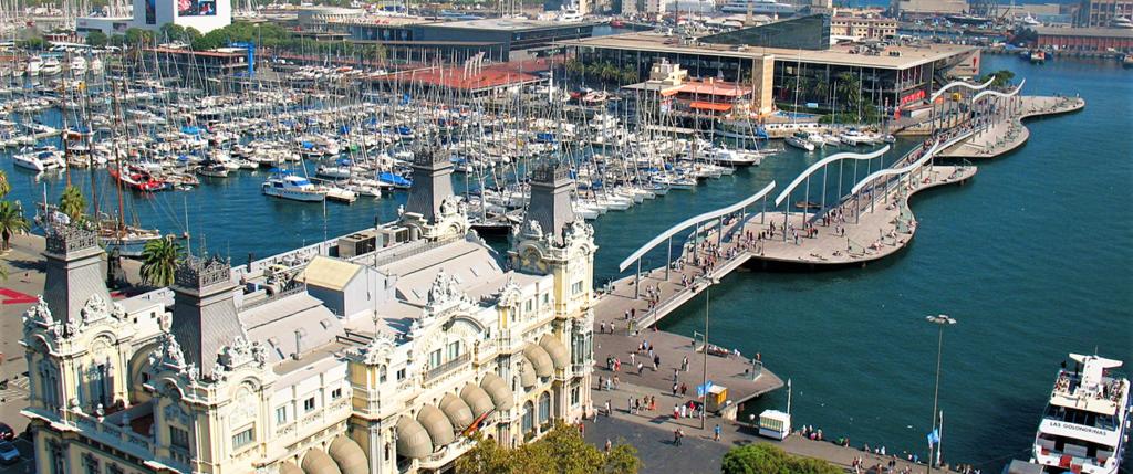 Czarodziejska Barcelona
