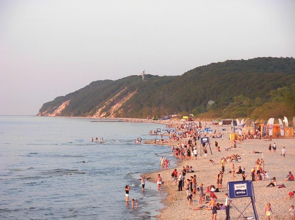 Międzyzdroje_-_plaża